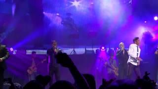 El Reencuentro (Menudo) - Dulces besos - Arena Ciudad de México (05 12 13)