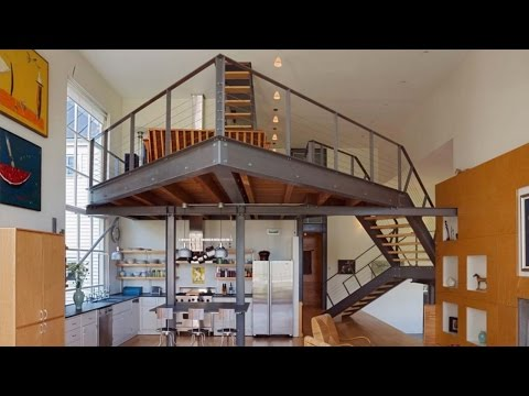 50 Beautiful Loft Apartments | Part 4