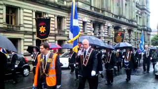 RBP Church Parade 2 -  Glasgow 07/08/2011