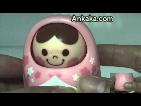 Fairy Unazukin Voice Control Nodding Doll Toy - Cherry Blossom Version | Unazukin Review