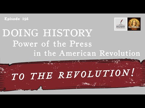 156 Power of the Press in the American Revolution (Doing History Rev)