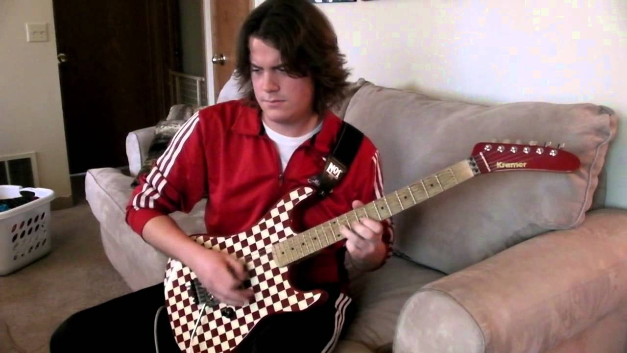 steel panther community property guitar solo cover youtube. Black Bedroom Furniture Sets. Home Design Ideas