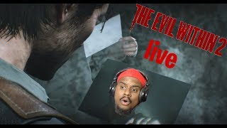very first live horror stream - the evil within 2