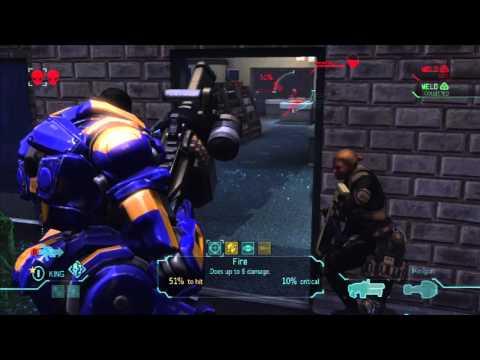 XCOM Enemy Within playthrough part 3