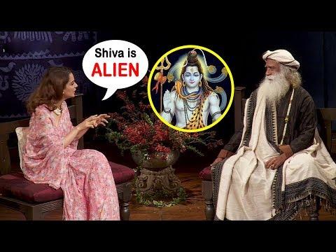 Shiva is Alien  Kangana Ranaut's SHOCKING COMMENT On Lord Shiva