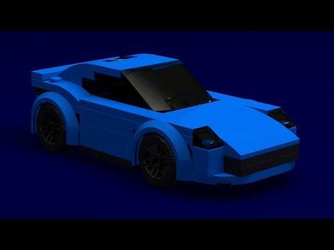 Tutorial Lego Porsche 911 Instructions Youtube