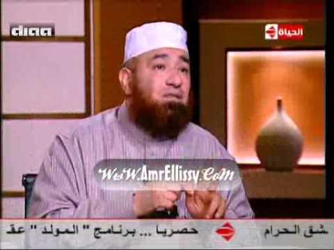 برنامج بوضوح : حوار مع الشيخ محمود المصري ج2 مع د. عمرو الليثي