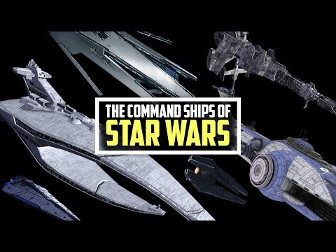 9 Most Iconic Flagships in Star Wars