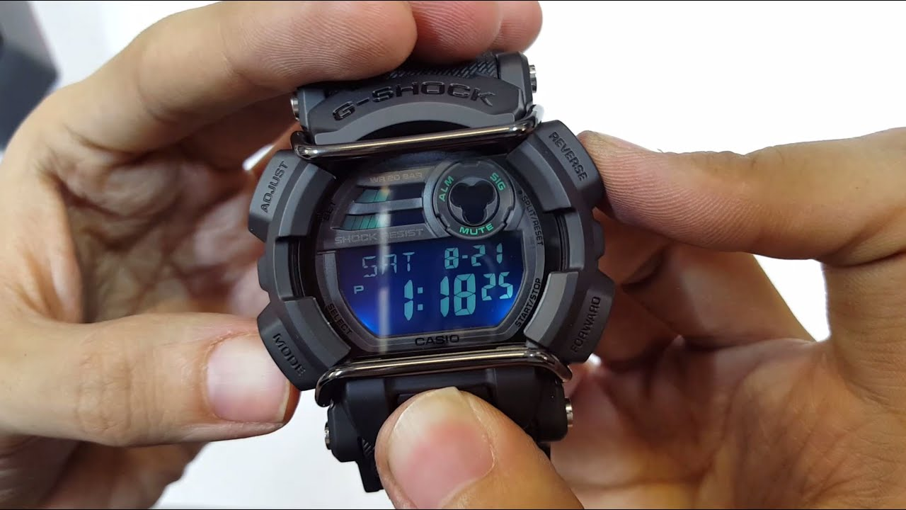 Мужские часы Casio DW-5600DC-1E