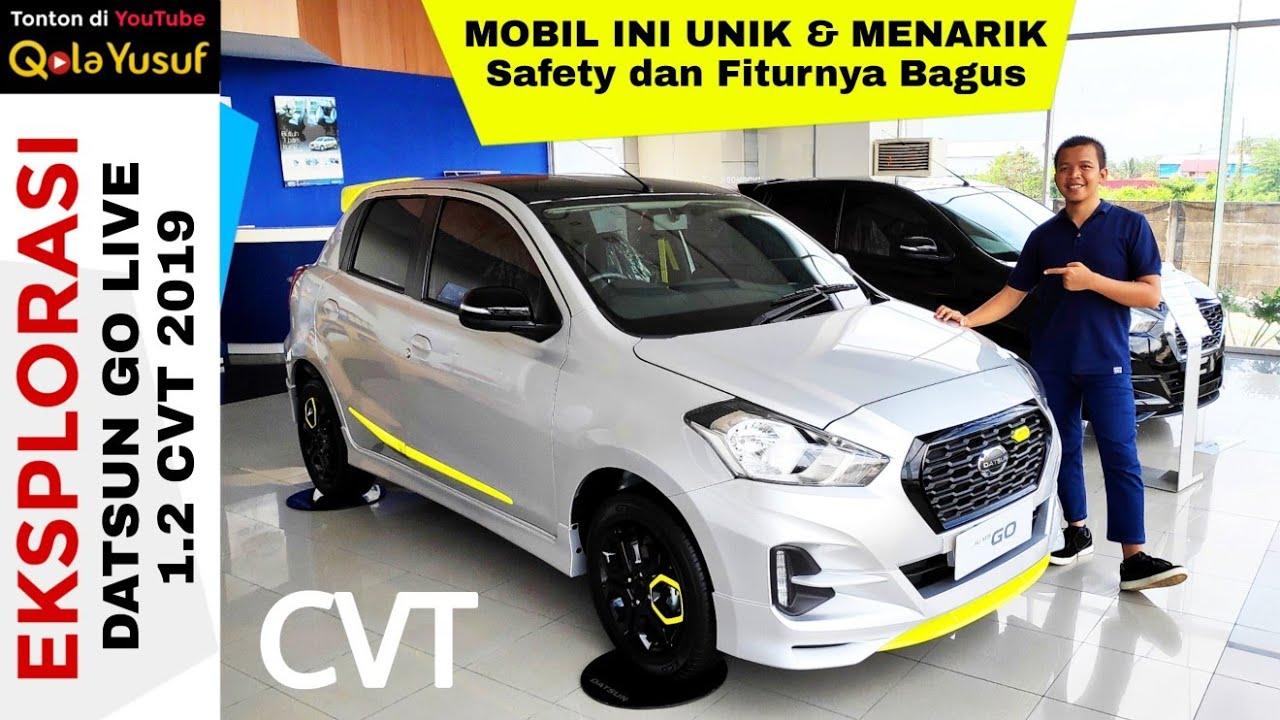 Eksplorasi Datsun Go Live 2019 Tipe 1 2 Cvt Paling Terbaru Dan Menarik Datsun Indonesia Youtube