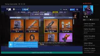 Giving away fortnite weapons save the world 130 and 106 for subs