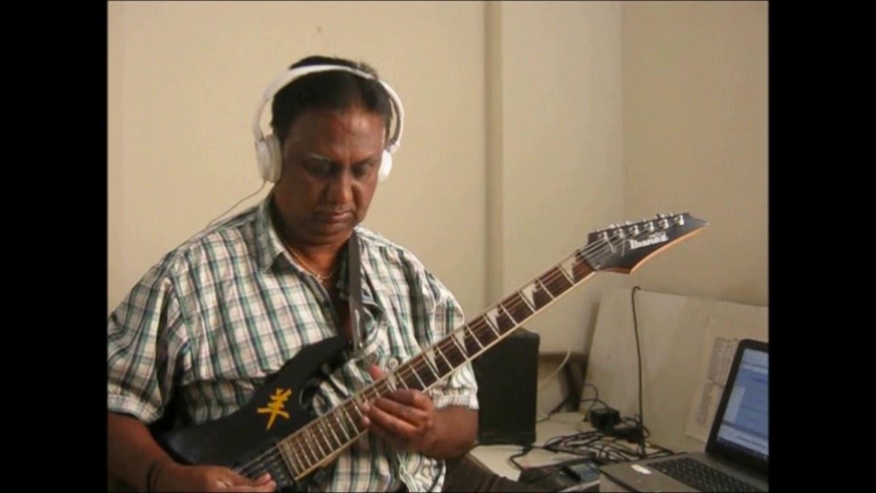 Main Pyar Ka Rahi Hoon On Guitar Vijayaraj Youtube