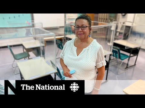 CBC News: The National: Sask. First Nation puts safety first to protect students, staff from COVID-19