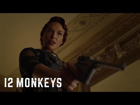 12 MONKEYS | Season 3: 'Well Suited' | Syfy