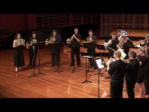 Waltzing Matilda by the YouTube Symphony Orchestra 2011 Brass Ensemble