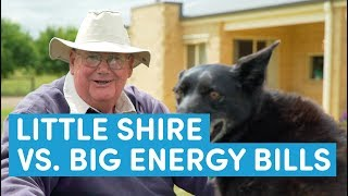 How one little shire beat huge electricity bills!