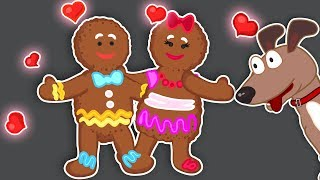 Lion Family Ginger Cookies | Cartoon For Kids