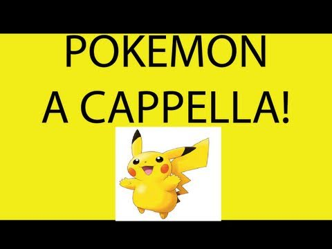 Pokemon (Theme Song) A Cappella - Danny Fong
