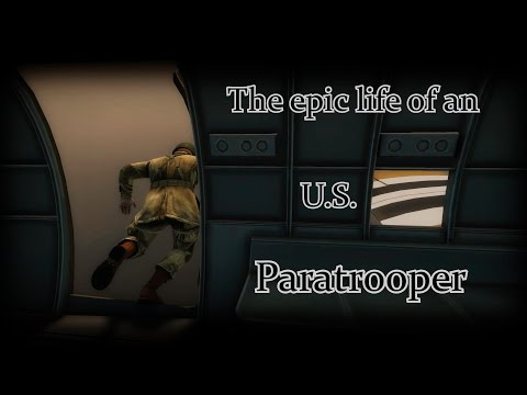 Heroes & Generals: The epic life of an U.S. Paratrooper