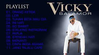 Vicky Salamor - Full Album | Lagu Ambon Terbaik