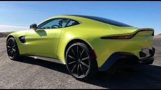 2019 Aston Martin Vantage - Second Take