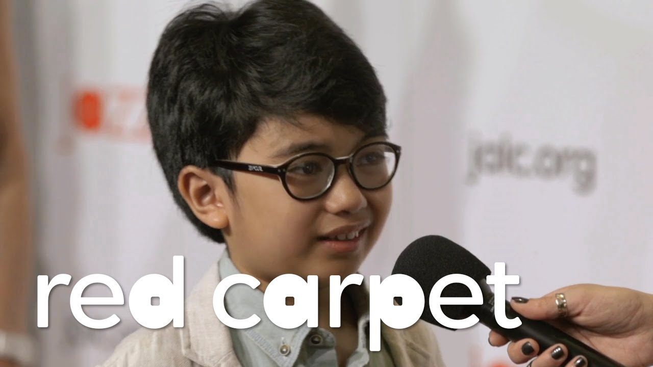 On the Red Carpet with JOEY ALEXANDER