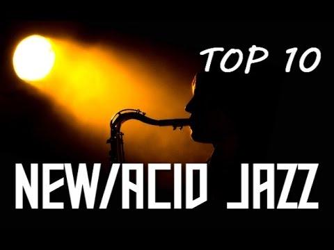 Nu Jazz, Acid Jazz & Funk Jazz Top 10 (HD)