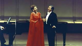 Maria Callas brief interview with Mary Hoffmann (1974)