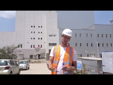 Reppie Africa's First Waste to Energy Plant!