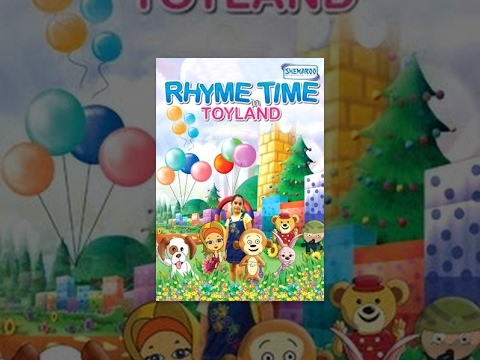 Rhyme Time -  Toyland - Kids English Animation Movies