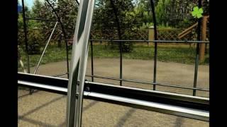 NATURGARDEN - Instrukcja Montażu Szklarni