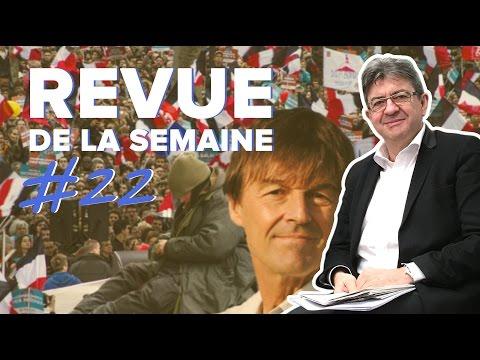 #RDLS22 - MORTS DE LA RUE, CLIMAT, NICOLAS HULOT, 18 MARS, GRAND DÉBAT TF1, PROCURATIONS