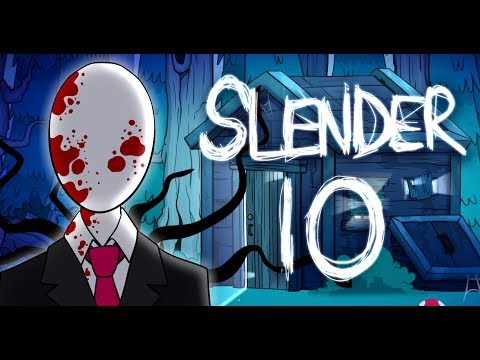 The SlenderMan (A Sad Story)