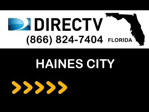 Haines City FL DIRECTV Satellite TV Florida packages deals and offers