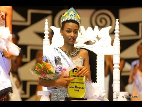 Grand Finale Miss Rwanda 2018