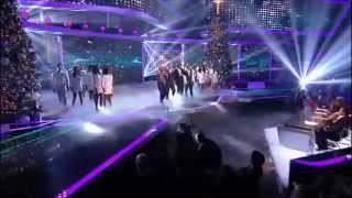 JLS - Hallelujah (The X Factor UK 2008) [Live Show 10 - FINAL]