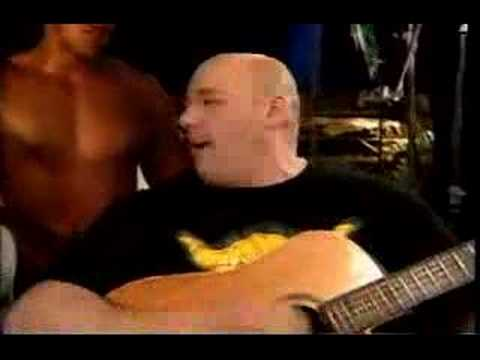 Will Sasso and The Rock