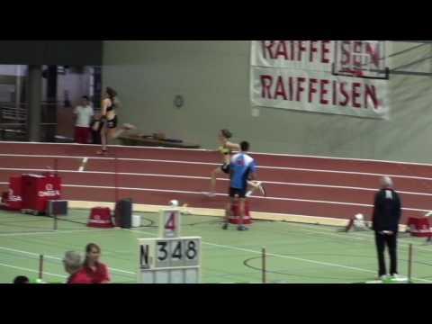 400m Championnats Suisses