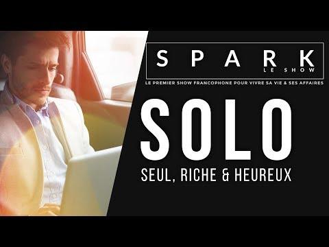SOLO : seul, riche et heureux I Franck Nicolas