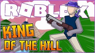 i find a youtuber on king of the hill and this happens... (roblox strucid)
