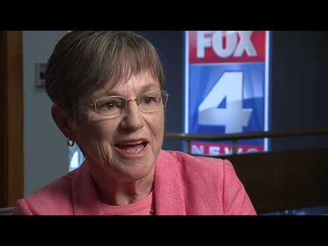 Laura Kelly, Kansas governor candidate