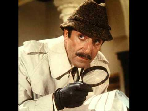 Image result for Inspector clouseau