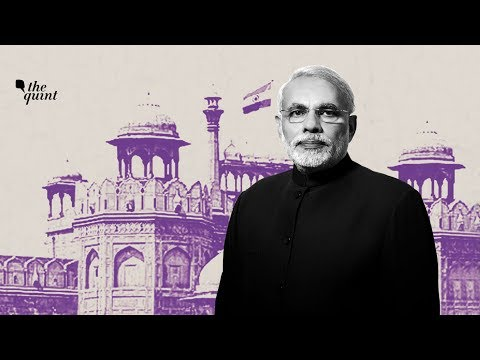 73rd Independence Day: PM Modi Addresses the Nation From Red Fort, New Delhi