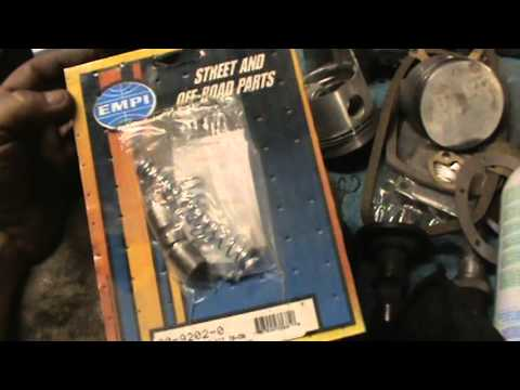 HOW TO BOOST OIL PRESSURE ON AN OLD VW