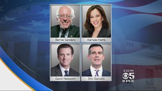 Gov. Brown Signs Bill To Move Up California Primary