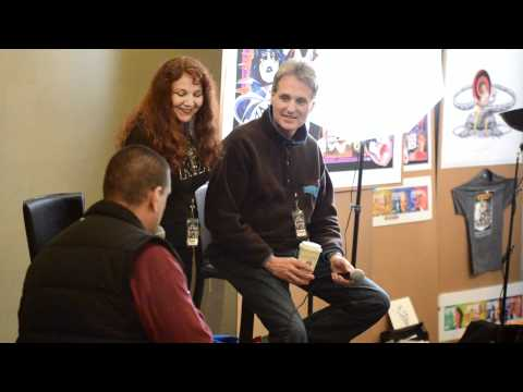 2011 KISS EXPO NJ guests Lisa Persky and Victor Stabin talk about KISS