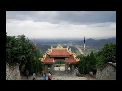 Thiền viện Trúc Lâm Tây Thiên Vĩnh Phúc 10-2012