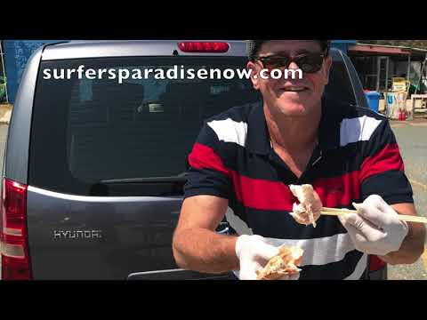 Surfers Paradise Now - Fishing Boats, Seaway & Bakery Tour