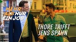 Thore trifft Gesundheitsminister Jens Spahn