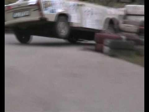 Trabi Race Crash - ENZO